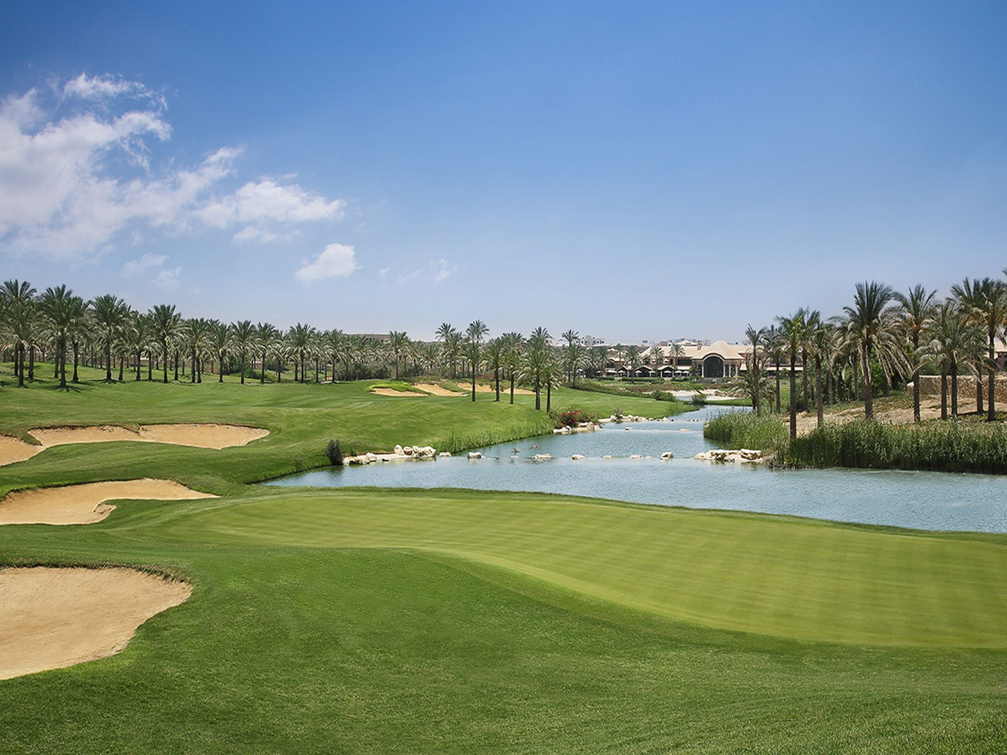 Cairo Golf Club | An Amazing Golf Experience
